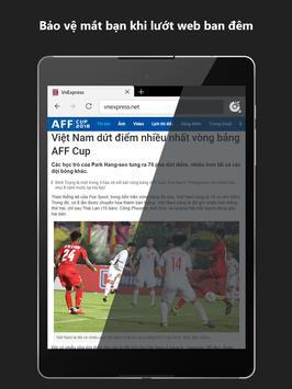 Trình duyệt Cốc Cốc - Duyệt web nhanh & an toàn ảnh chụp màn hình 12