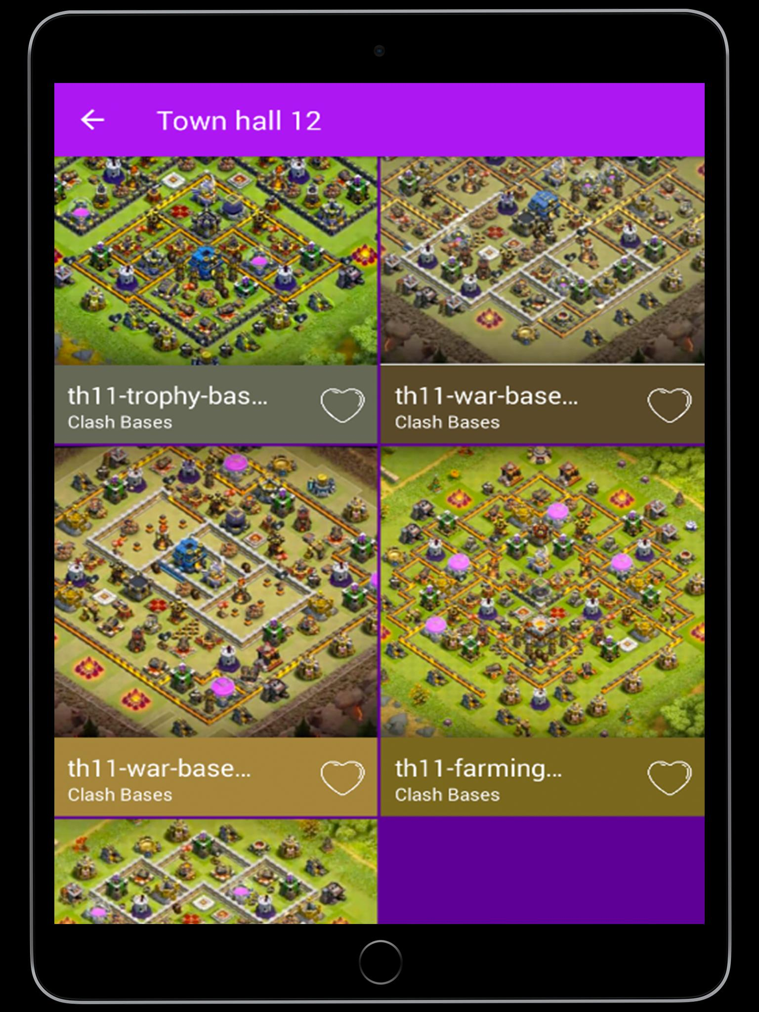 COC BASE DESIGN 2019 for Android - APK Download