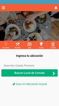 Cocinator screenshot 2
