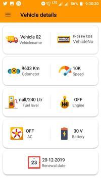 FleetFinder screenshot 4