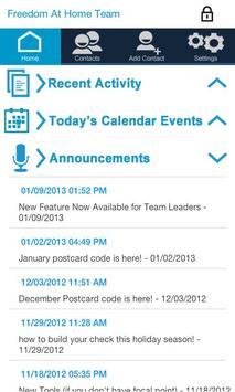 ProMarketingSystem screenshot 1