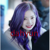 new Dahyun TWICE walpaper hd icon