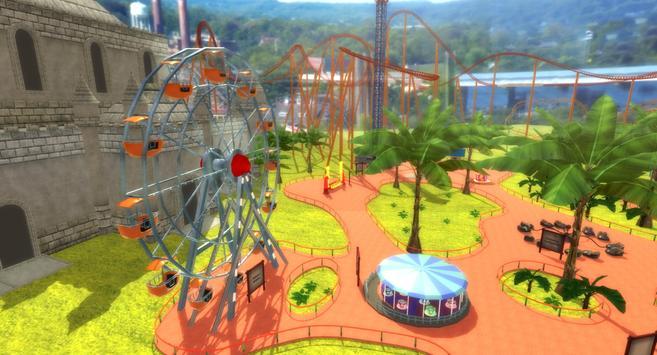 VR Roller Coaster 360 poster