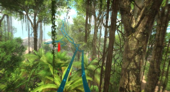 VR Roller Coaster 360 screenshot 19