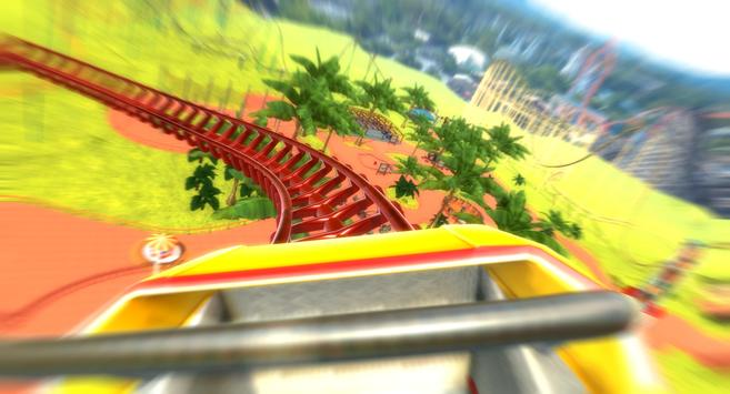 VR Roller Coaster 360 screenshot 1