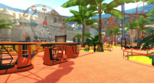 VR Roller Coaster 360 screenshot 20