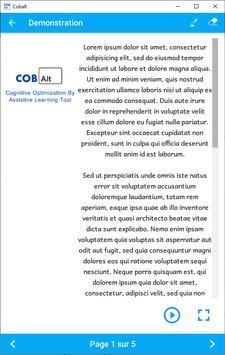Cobalt screenshot 2