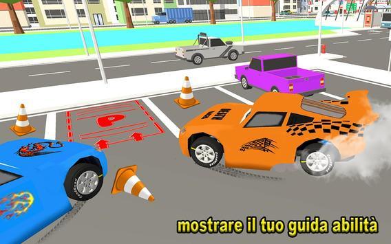 7 Schermata Scuola di parcheggio auto McQueen