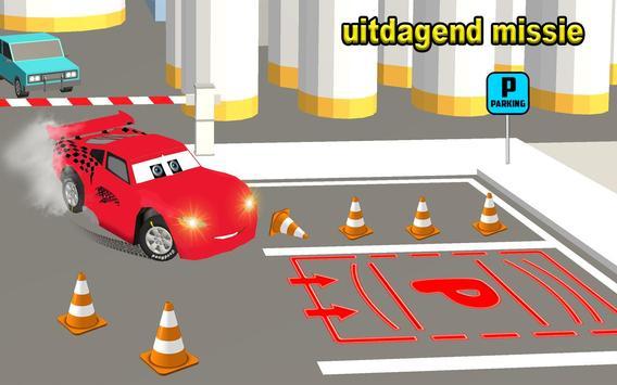 McQueen Car Parking School screenshot 3