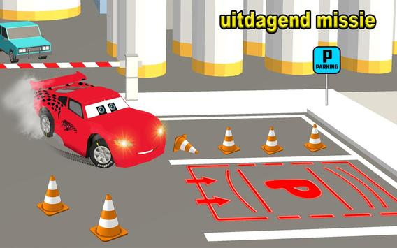 McQueen Car Parking School screenshot 8