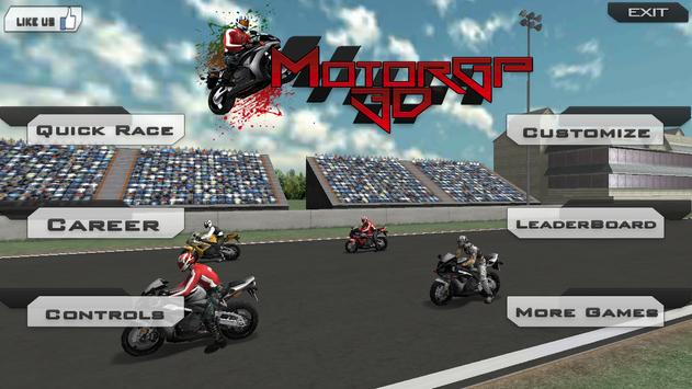 Motor Gp Super Bike Race screenshot 5