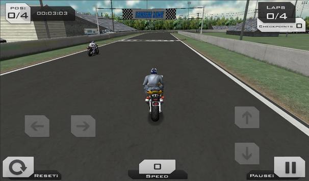 Motor Gp Super Bike Race screenshot 8
