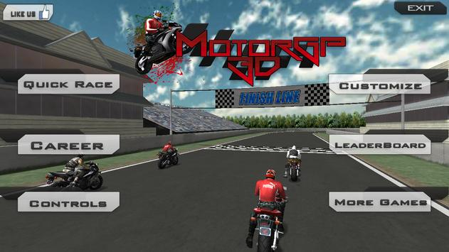 Motor Gp Super Bike Race screenshot 11