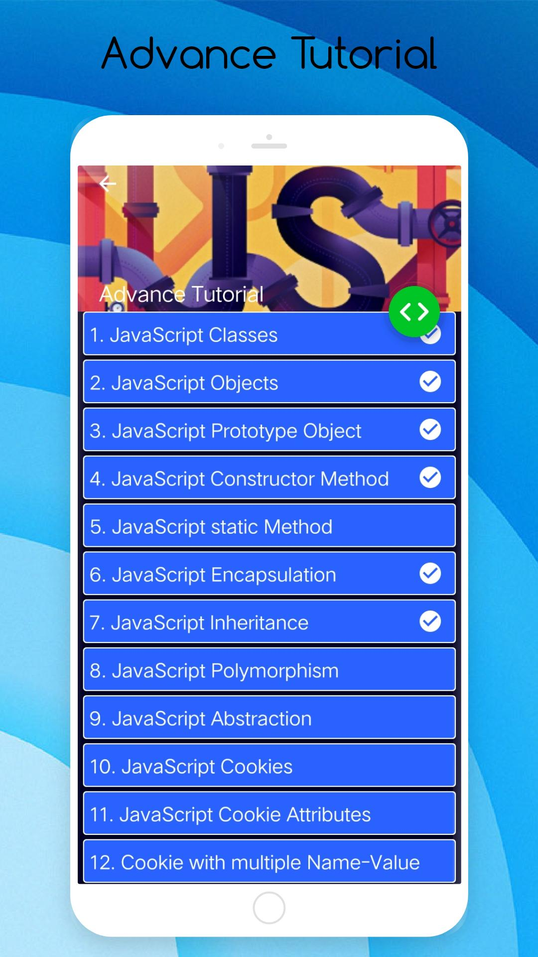 Learn JavaScrpit PRO : Offline Tutorial for Android - APK