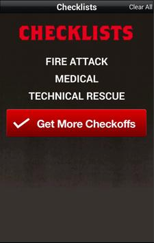 FireFighter Pocketbook Lite screenshot 1