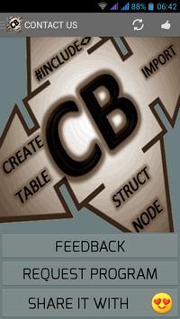 Codebook C,C++,Java,DBMS,DS,CN screenshot 5