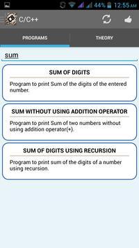 Codebook C,C++,Java,DBMS,DS,CN screenshot 2