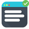 Icona Vocabulary Builder English Words Learning offline
