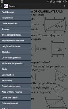 10th Class Math Formula screenshot 3