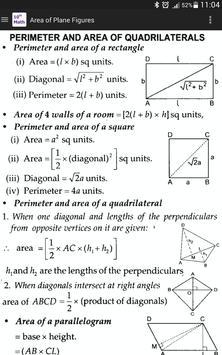 10th Class Math Formula screenshot 4
