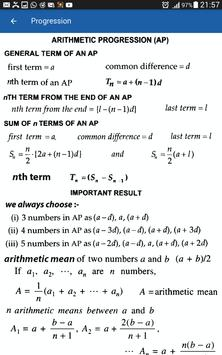 Math Formula screenshot 5