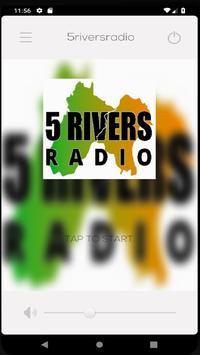 5riversradio poster