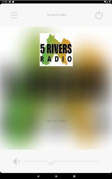 5riversradio screenshot 1