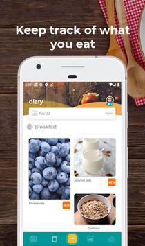 Symptom Tracker, Allergy & Food Diary - MoodBites plakat
