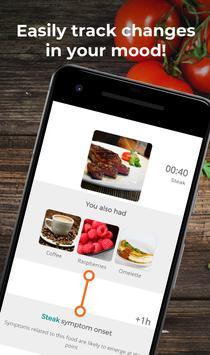Symptom Tracker, Allergy & Food Diary - MoodBites screenshot 5