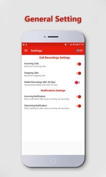 Auto Call Recorder screenshot 9