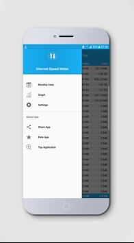 Internet Speed Test Meter - NetSpeed Indicator screenshot 3