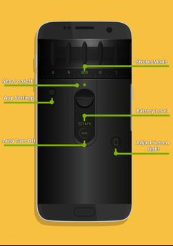 Flashlight - Torch LED Light Free - Torchlight screenshot 2