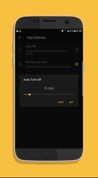 Flashlight - Torch LED Light Free screenshot 6
