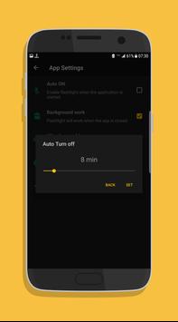 Flashlight - Torch LED Light Free - Torchlight screenshot 6
