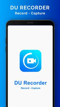DU Recorder-Record & Capture with sound poster