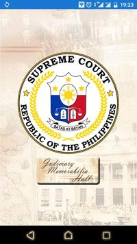 Supreme Court of the Philippines poster