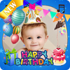 Birthday Photo Frames, Happy Birthday Photo Frame icon