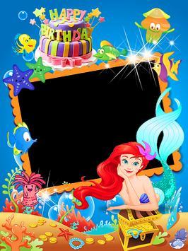 Birthday Photo Frames, Happy Birthday Photo Frame screenshot 1