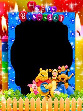 Birthday Photo Frames, Happy Birthday Photo Frame screenshot 3