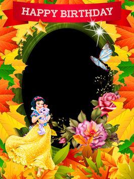 Birthday Photo Frames, Happy Birthday Photo Frame screenshot 5