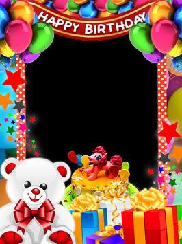 Birthday Photo Frames, Happy Birthday Photo Frame screenshot 8