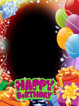 Birthday Photo Frames, Happy Birthday Photo Frame screenshot 7