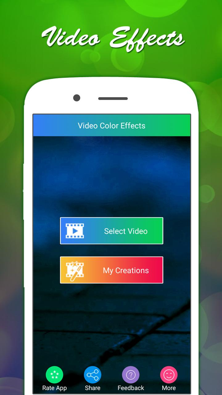 Color Video Effects, Add Music, Video Effects for Android - APK Download