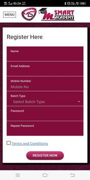 M Smart Academy/UGC- NET/JRF screenshot 2