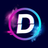 Dazz Cam App - Efecto fotográfico y videocámara icono