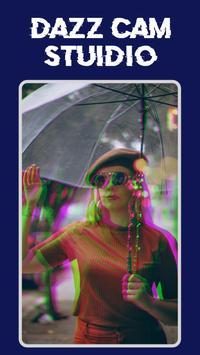 Dazz Cam App - Efecto fotográfico y videocámara Poster