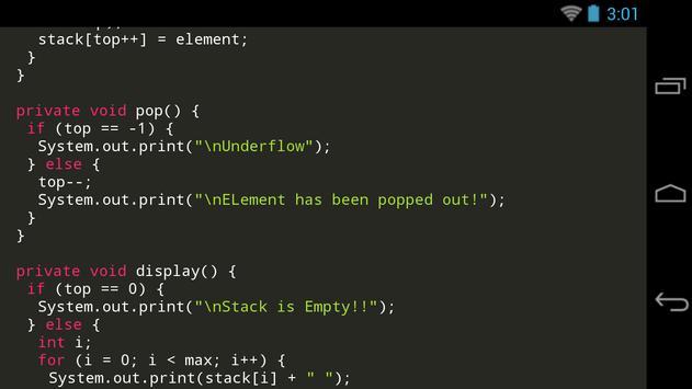 Codebox screenshot 4