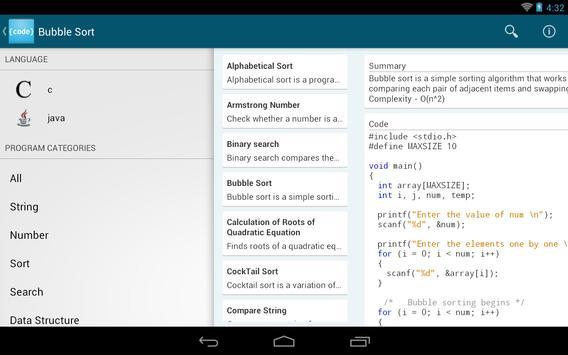 Codebox screenshot 6