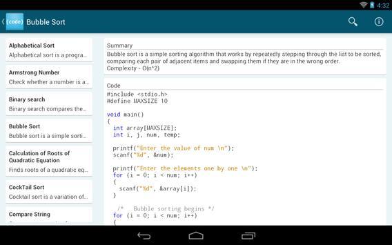 Codebox screenshot 7