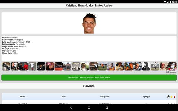 Wyniki na żywo screenshot 12